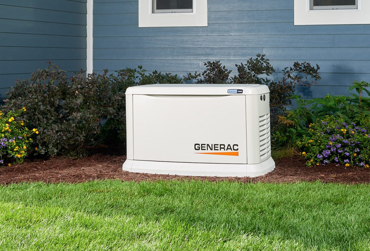 home generator service